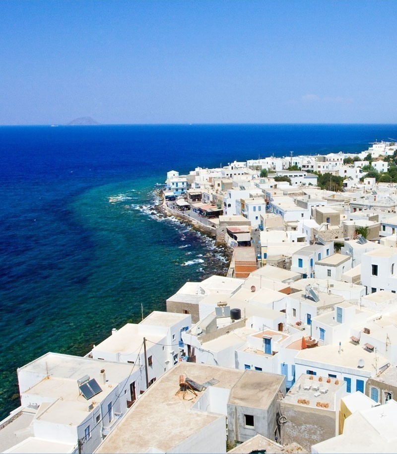 Nisyros is one of the most beautiful Aegean islands, still untouched by the tourism growth.