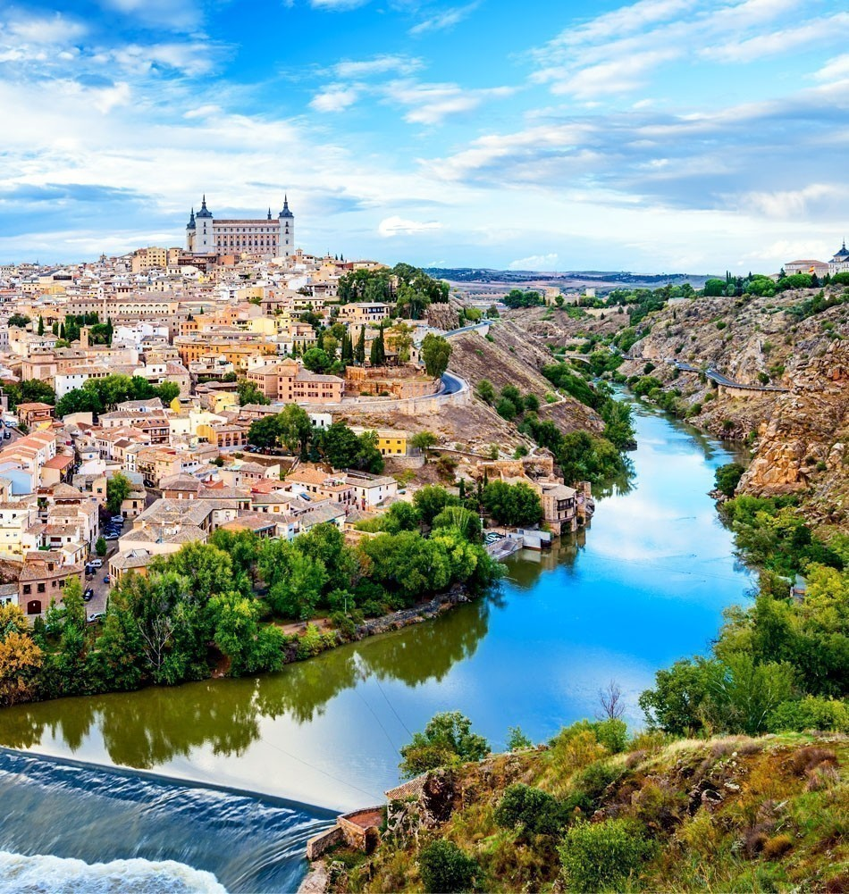 View of Toledo Old Town, Spain | TOP 10 Most Romantic European Cities You Must Visit