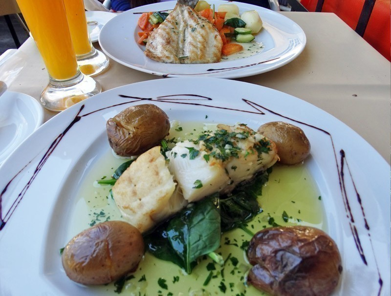Salt cod or Bacalhau is the most loved and staple here. | Portugal Travel Guide: What to Do and See