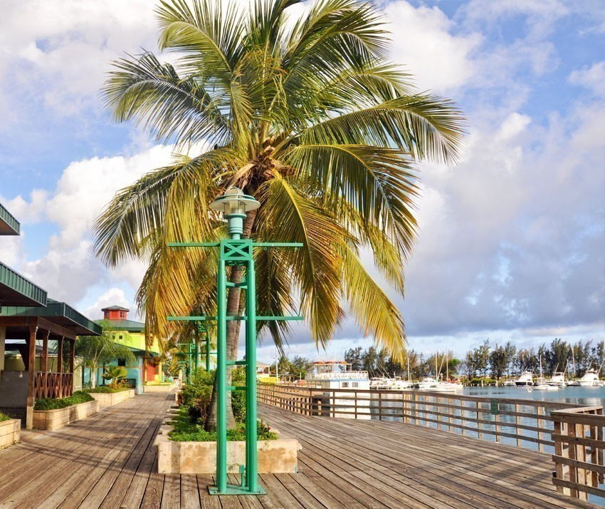 Boardwalk at Ponce, Puerto Rico | Puerto Rico Travel Guide