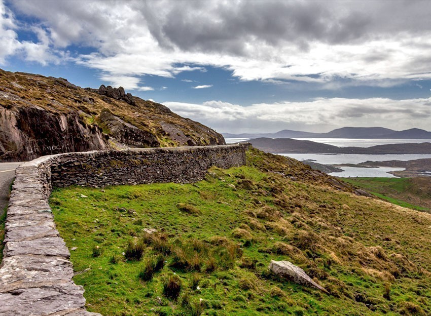 A picturesque circular tourist route in County Kerry, Ring of Kerry is a must-visit | 10 places you Must Visit in Ireland