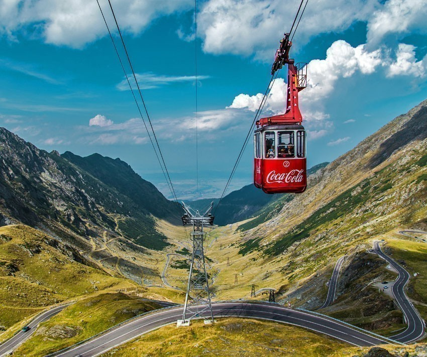 Transfagarasan mountain road considered one of the most beautiful roads in the world | 5 Reasons Why Romania is the Country Every Traveler Needs to Visit