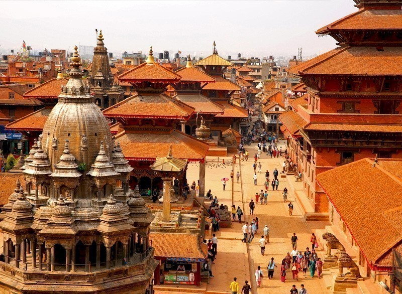 Patan Durbar Square in Kathmandu | 10 Must-Visit Cities in Asia