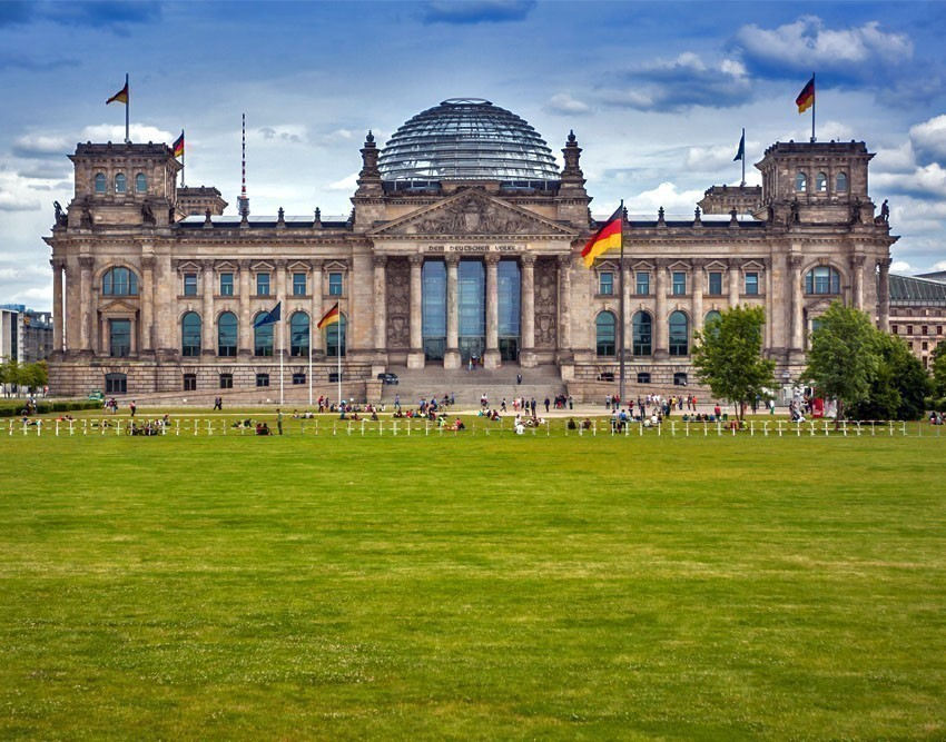 The Reichstag building in Berlin | 10 Awesome Things to Do and See in Berlin