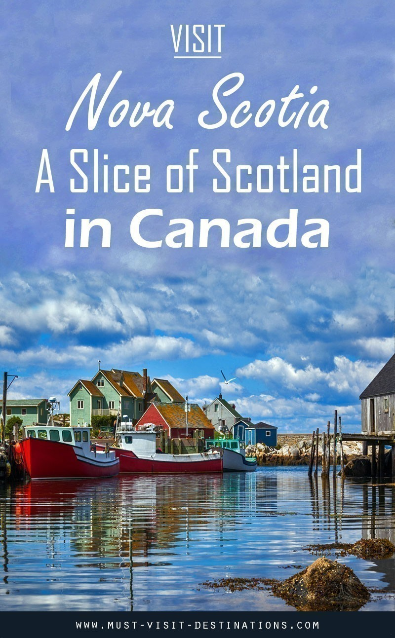 Visit Nova Scotia - A Slice of Scotland in Canada