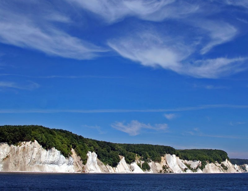 View of Island Rügen, Chalk Coast | TOP 10 Best Places to Visit in Germany