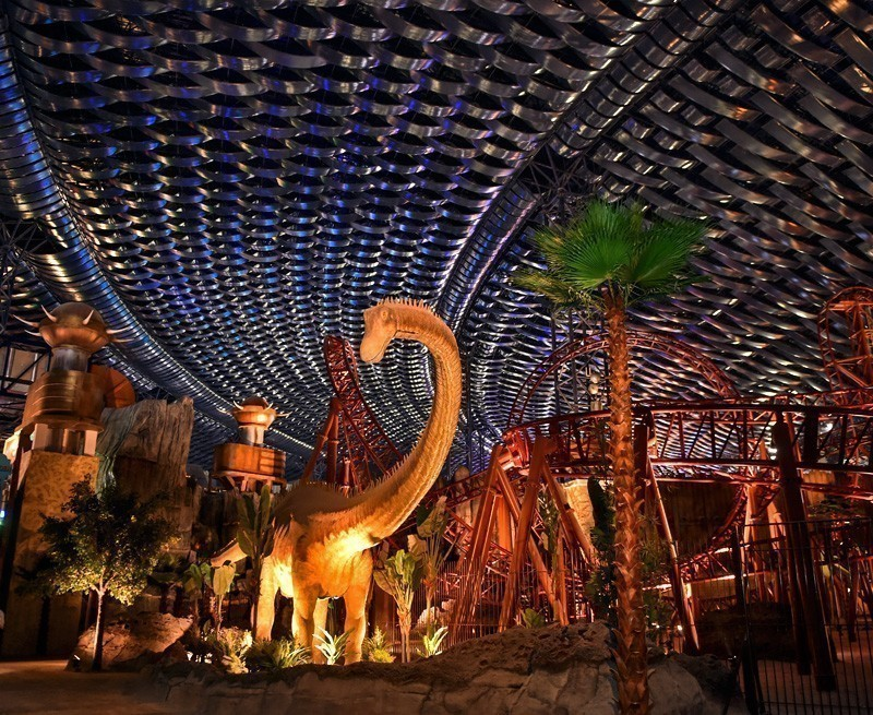 Discover IMG Worlds of Adventure in Dubai | TOP 10 Kid-Friendly Destinations Around the World