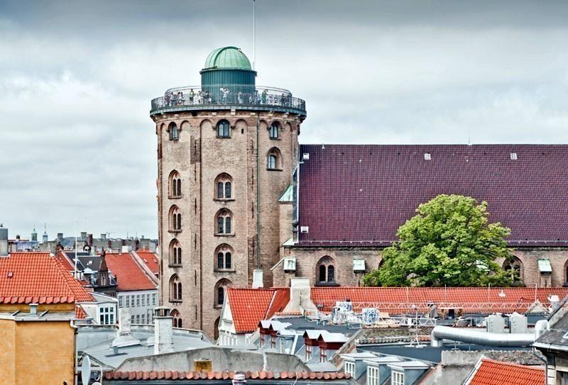 The Round Tower, Copenhagen | TOP 10 Most Amazing Tourist Attractions in Copenhagen