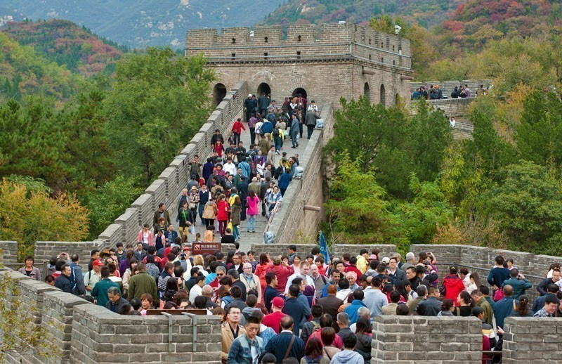 Walk The Great Wall | 10 Things To Do And See In China On A Budget