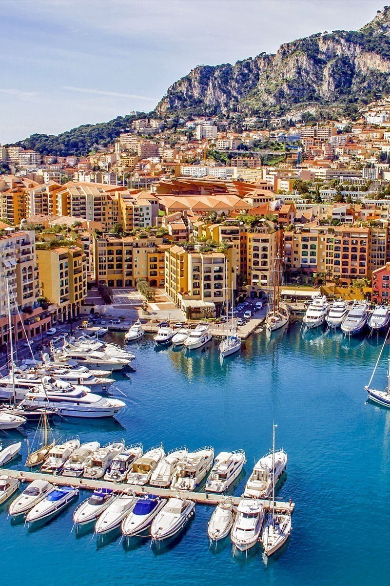 View of the famous Port of Monaco   TOP 10 Places To Travel in May