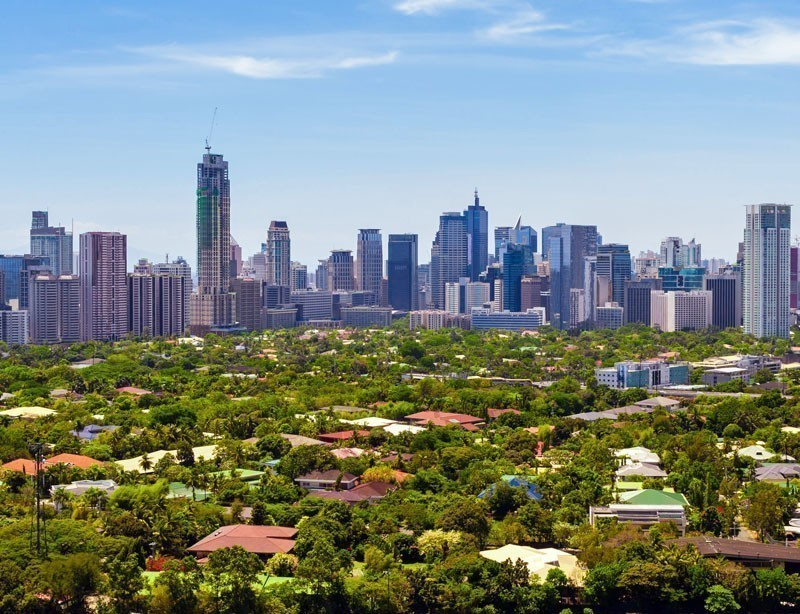 Amazing View of Manila skyline, Philippines | 10 Spectacular Places to Visit Before They Become Famous