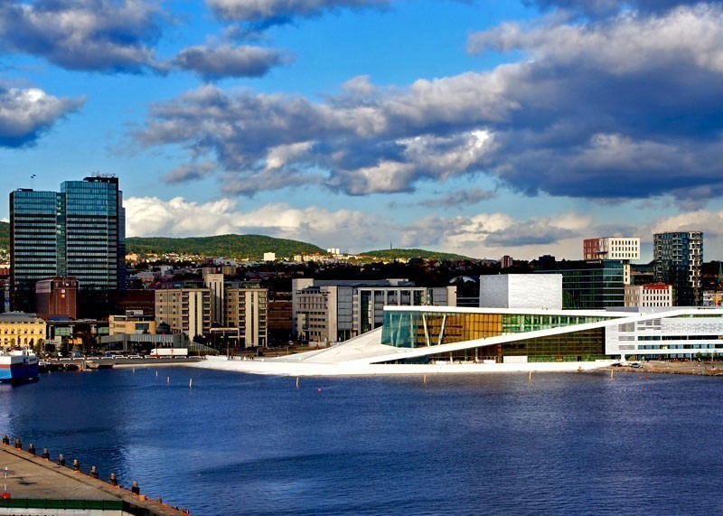 The Famous Opera House in Oslo | 10 Top-Rated Tourist Attractions in Norway