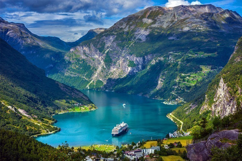Geiranger Fjord, Norway | 10 Breathtaking Fjords Of The World