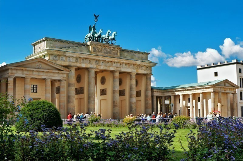 Visit the Famous Brandenburg Gate | What to Do in Berlin in 3 Days