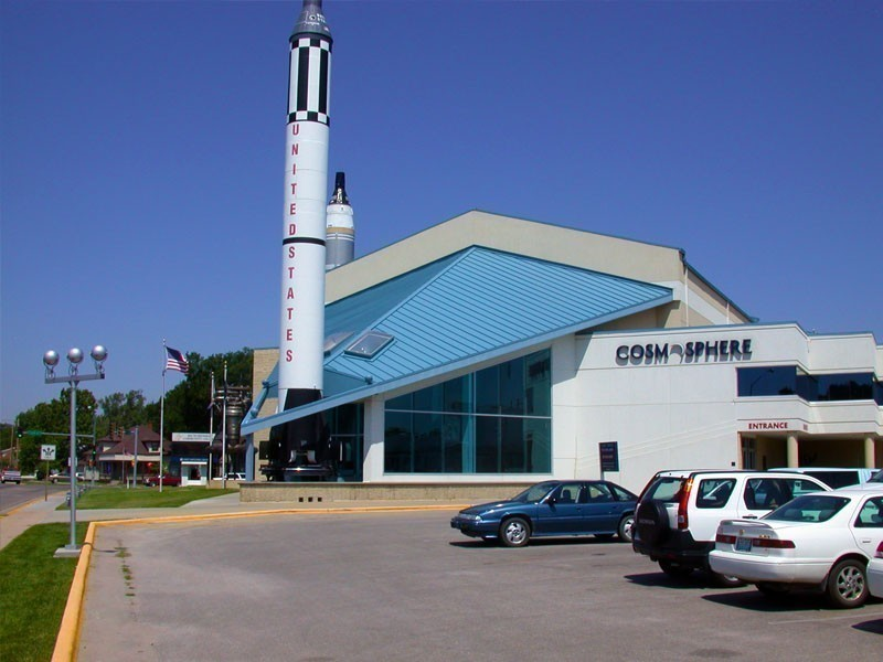Kansas Cosmosphere & Space Center provide visitors with interesting collections of U.S. space artifacts