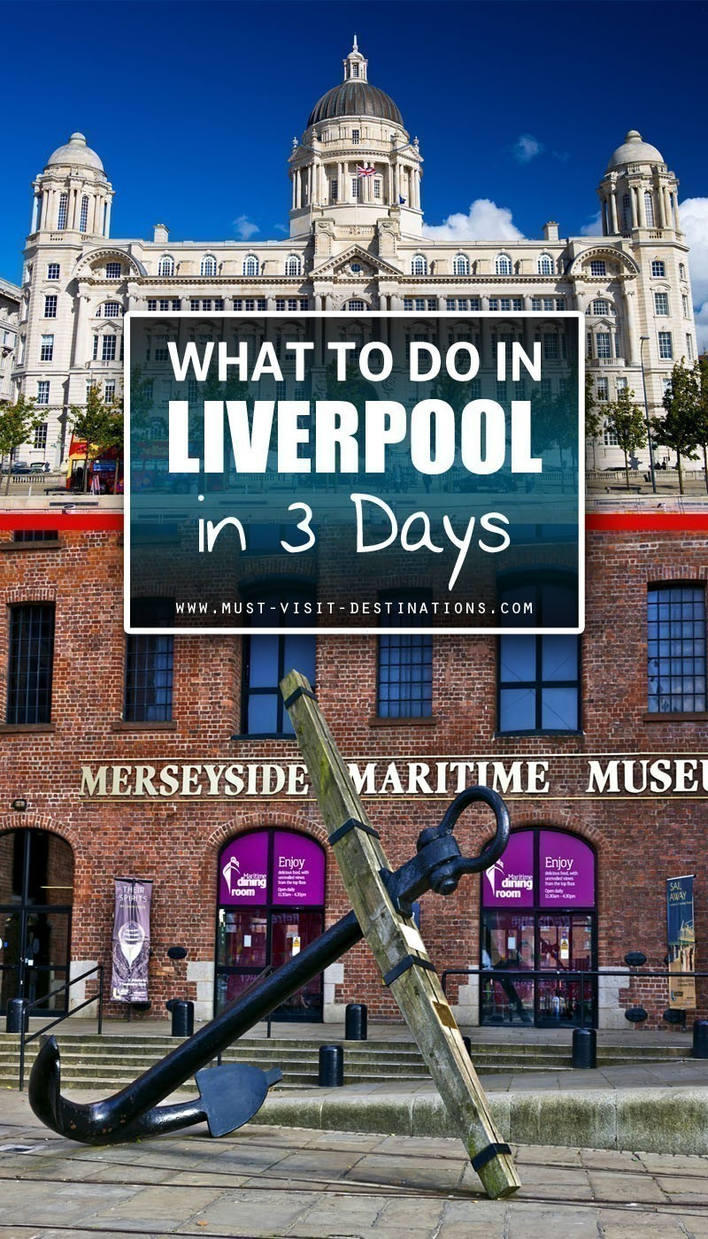 Planning a trip of 3 days in Liverpool? Then you are heading towards the most awesome trip of your life. Here are some things to do in Liverpool in 3 Days. #travel