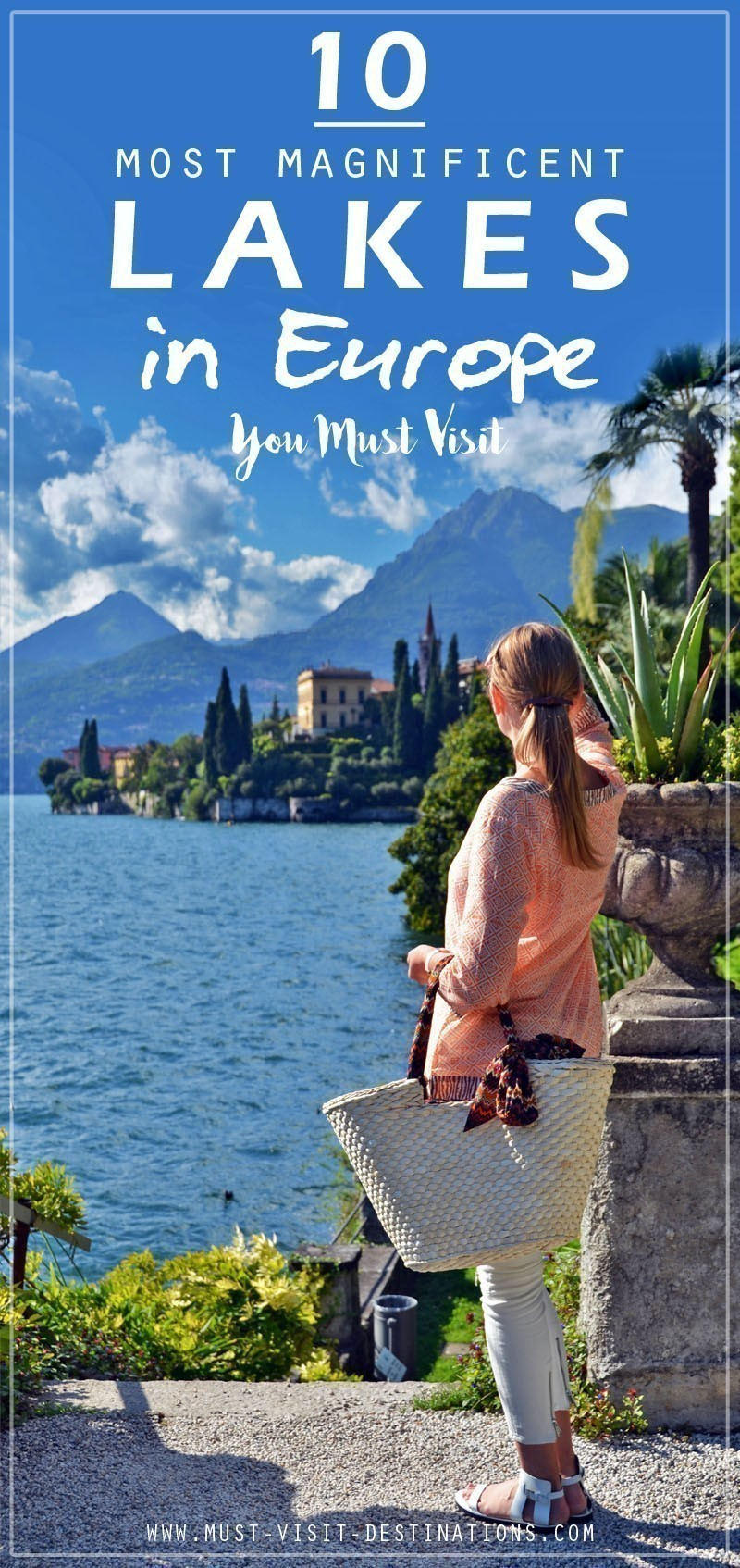 10 Most Magnificent Lakes In Europe You Must Visit #romantic #travel