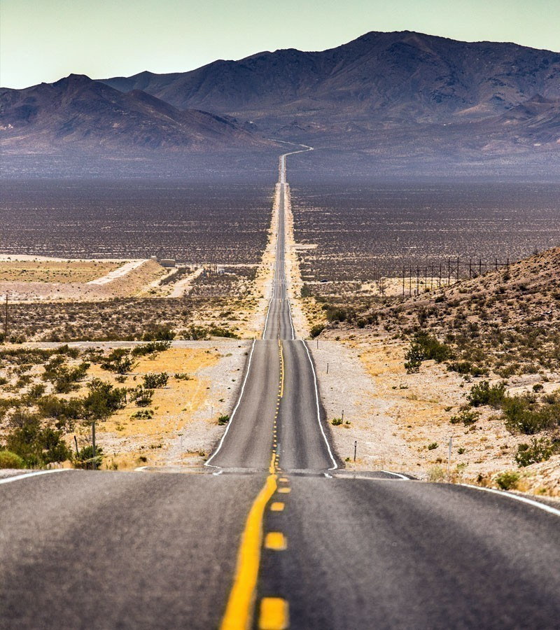 Death Valley State Park, California, USA | 14 Iconic Roads Around The World You Ought To Drive At Least Once In Your Life