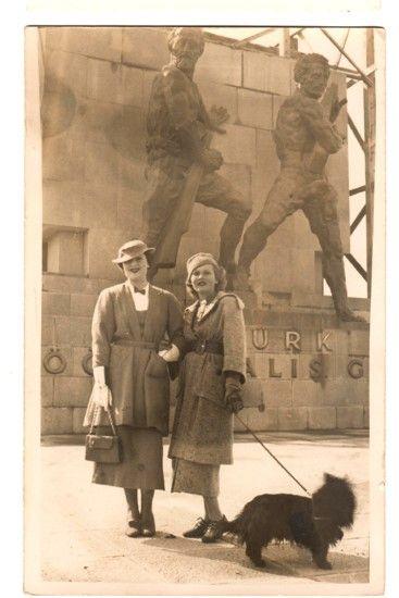 Atatürk ve Zsa Zsa Gabor