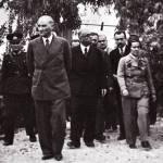 Atatürk Mersin'de. (19 Kasım 1937)