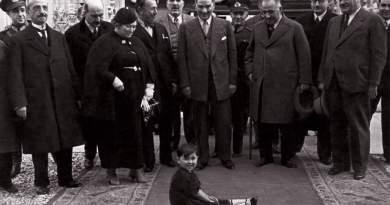 Cemal Granda Atatürk'ün Hizmetine Girişini Anlatıyor
