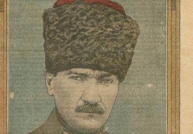 Atatürk, Fransız Le Pelerin Dergisi Kapağında. (25 Ekim 1925)