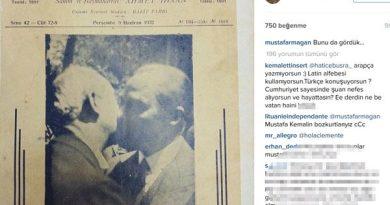 Mustafa Armağan'ın 'Buna da gördük' Paylaşımına Cevap