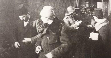 Atatürk'ün Sofya'dan Arkadaşının, 1933'de Cumhuriyet Gazetesi'ne Yolladığı Mektup