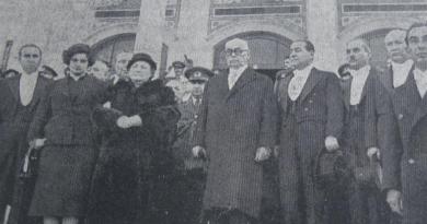Atatürk son yolculuğuna uğurlanıyor…(İtalyan arşivlerinden)…(10 Kasım 1953)