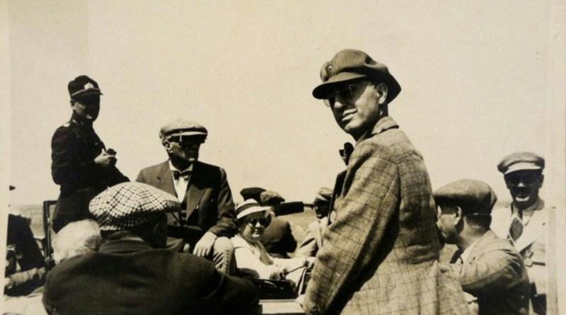 Atatürk'ün Dışişleri Bakanı Tevfik Rüştü Aras ve Nadir 16 Fotoğrafı
