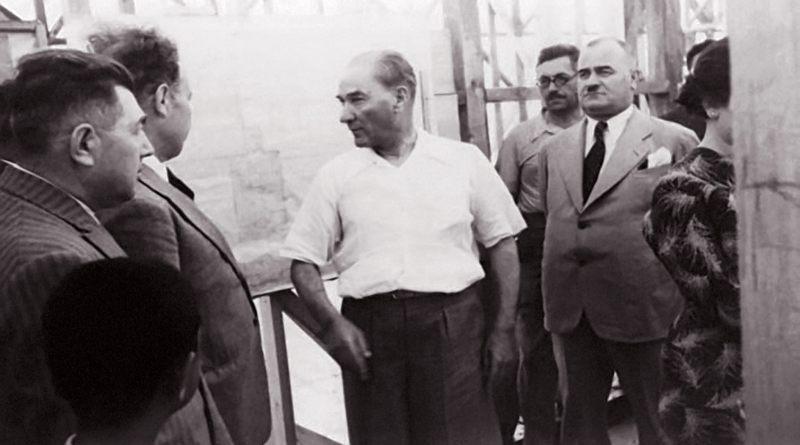 Atatürk'ün Fenerbahçe'ye Bağışı