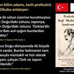 Bağımsız Türk ve Japon Milleti
