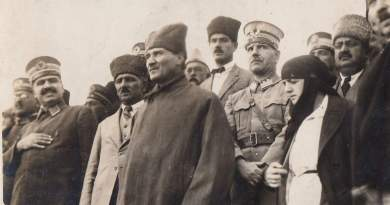 Adana Mebusu Damar Arıkoğlu'nun Atatürk Hatırası