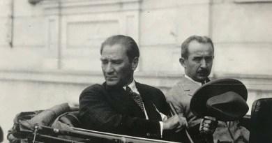 Atatürk'ün Kalem Memuru Ali Rıza Erdim Anlatıyor