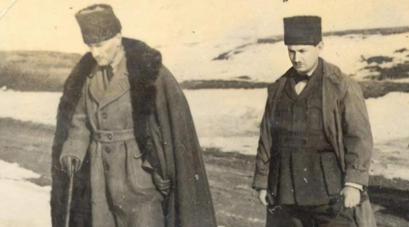 Atatürk'ün Yaveri Muzaffer Kılıç