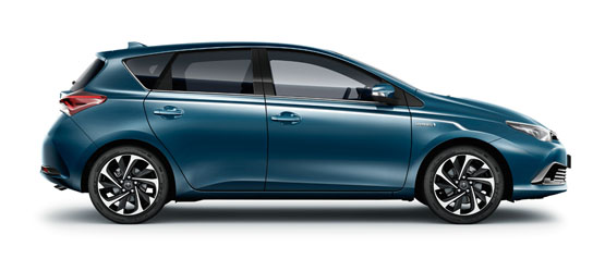 Toyota Auris Carina Ve Corolla Teknik özellikleri Yakıt Tüketimi
