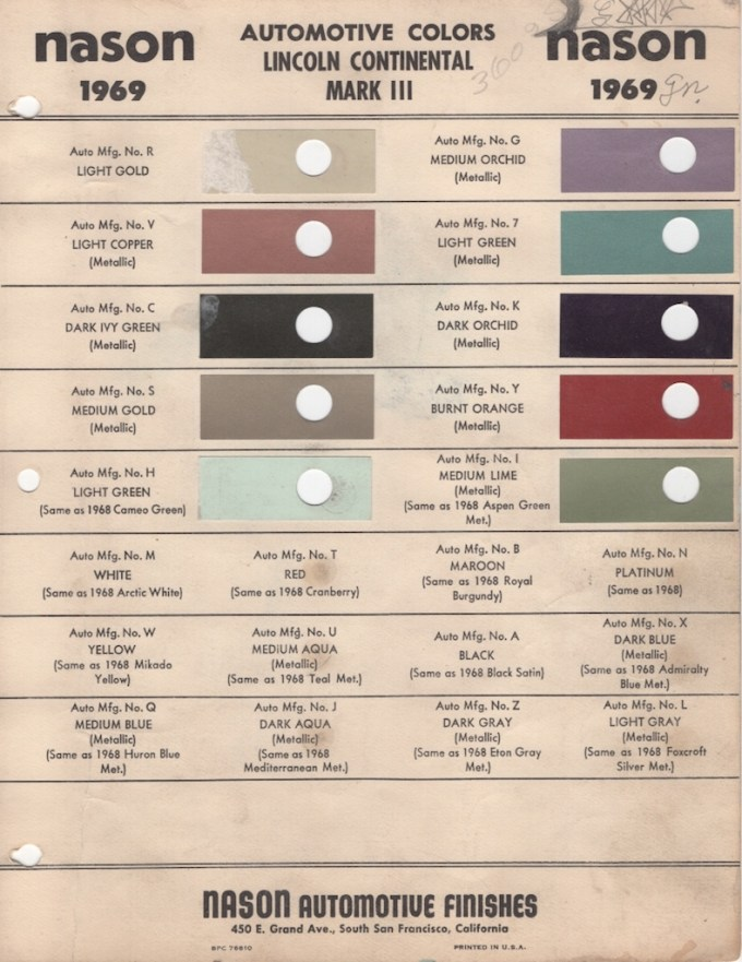 Nason Paint Color Chart Mountainstyle
