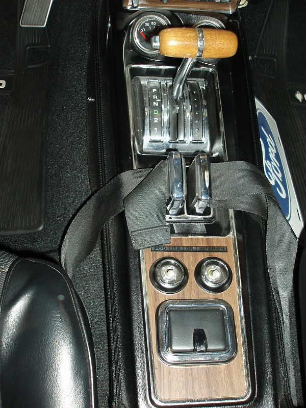 Interior 2009 Escape Ford