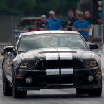 Black 2013 Ford Mustang Shelby Gt 500 Coupe Mustangattitude Com Photo Detail