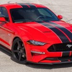 Race Red 2019 Ford Mustang Gt Fastback Mustangattitude Com Photo Detail