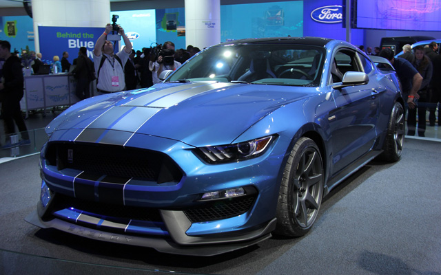 2016 Ford Mustang Shelby GT350R Featured
