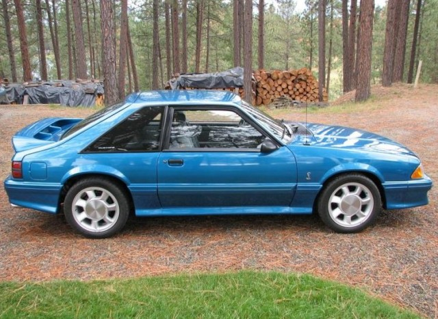 This Fox Body Cobra Could Be Yours For A Cool 25k Mustangforums