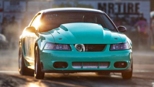 Thin Mint Mustang SN95 turbo 5.4 liter