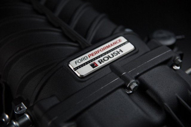 Ford-Roush Supercharger