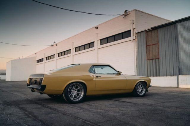 SpeedKore 1970 Mustang Boss 302