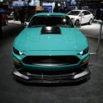 2017 LA Auto Show Mustang