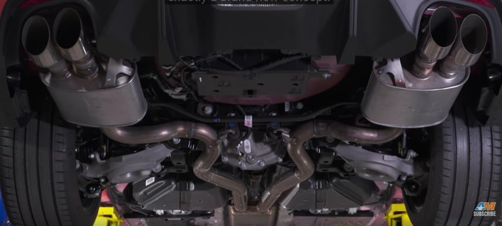 ford mustang gt active exhaust mode