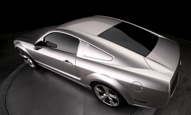 2009 Ford Mustang Iacocca Edition