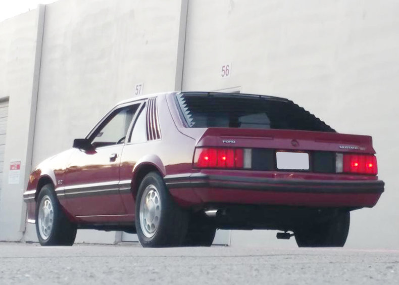 1982 Mustang Gt >> Barely Used 1982 Mustang Gt Is One Fine Fox Body Mustangforums