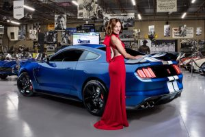 2017 Shelby GT350R Giveaway